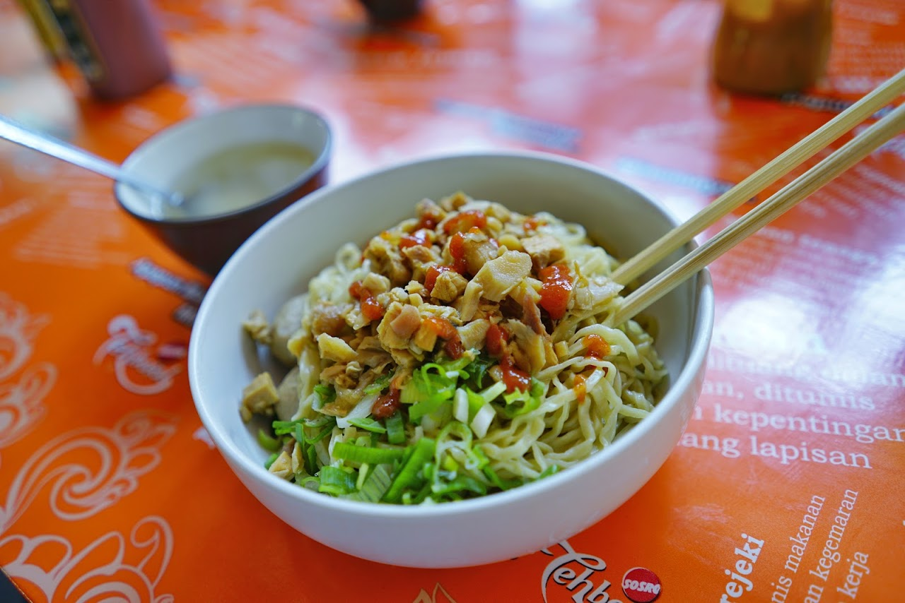 mie kriting