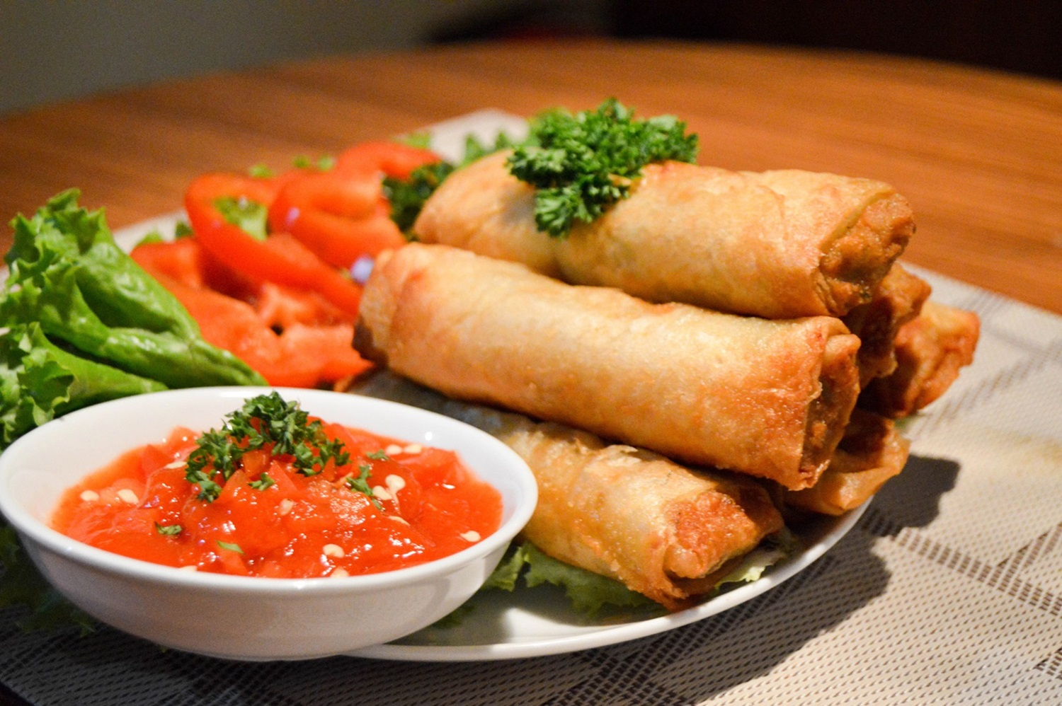 lumpia delight
