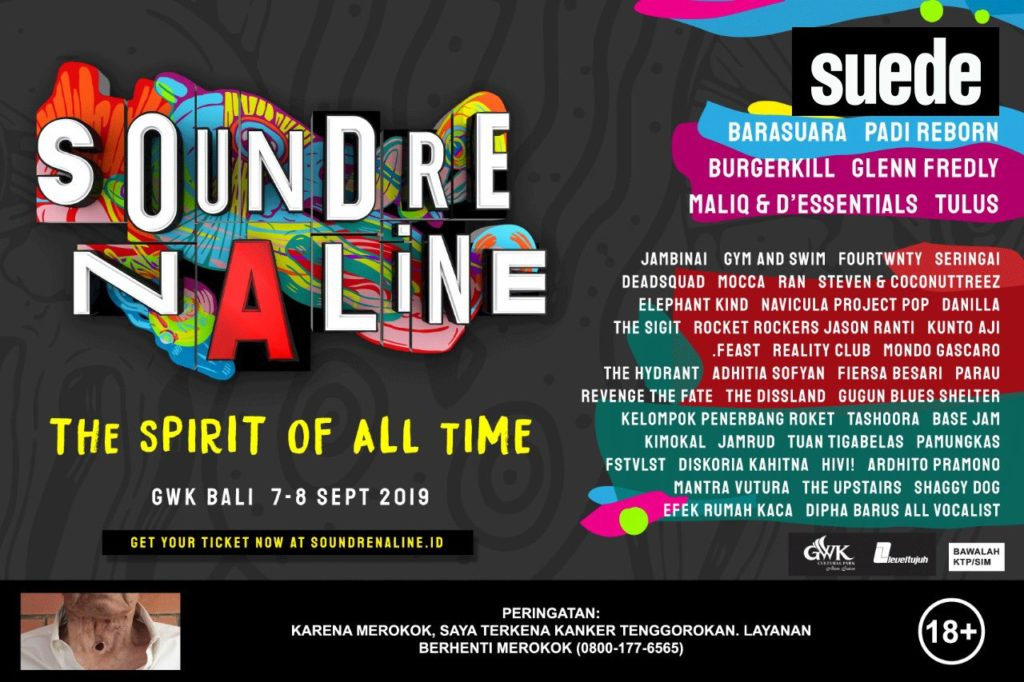 Soundrenaline 2019